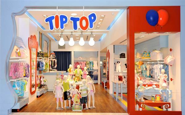 fachadas de lojas infantil