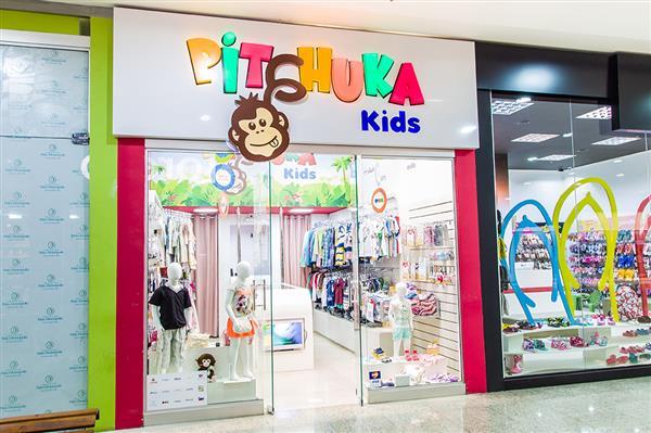 fachadas de lojas infantis