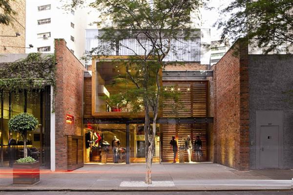 fachadas de lojas masculinas