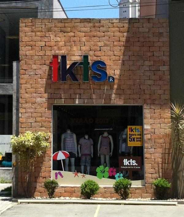 fachadas de lojas rusticas