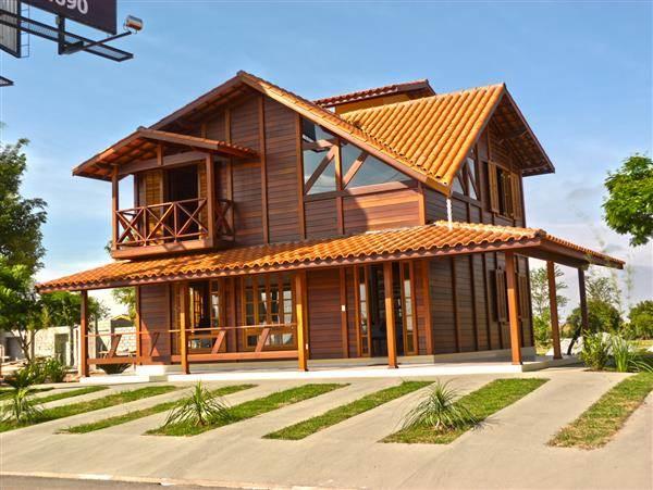 casas de madeira baratas