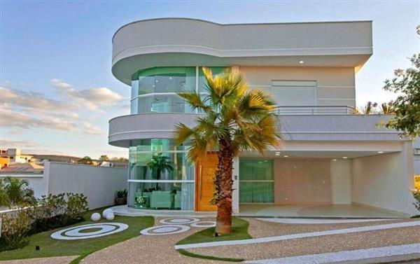 casas com platibanda