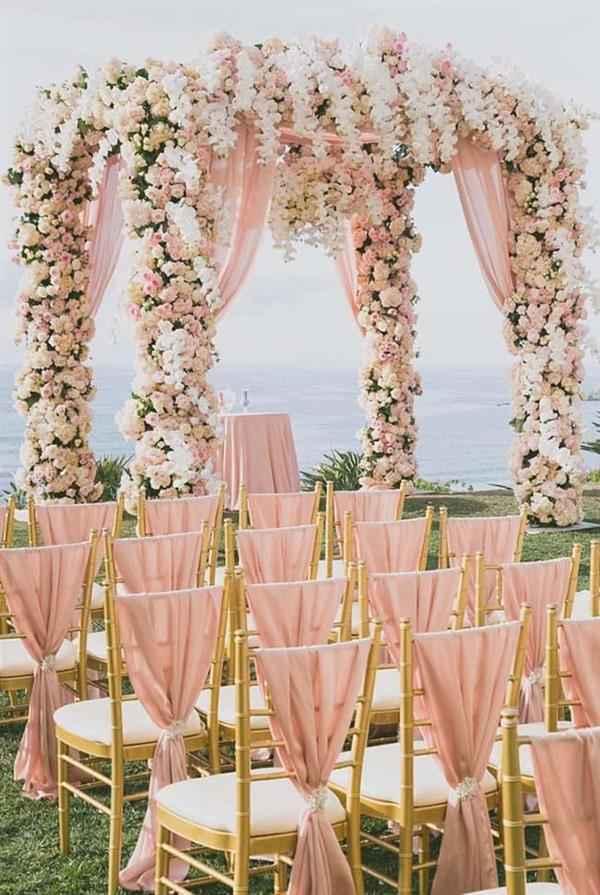 tendencias para casamento ao ar livre