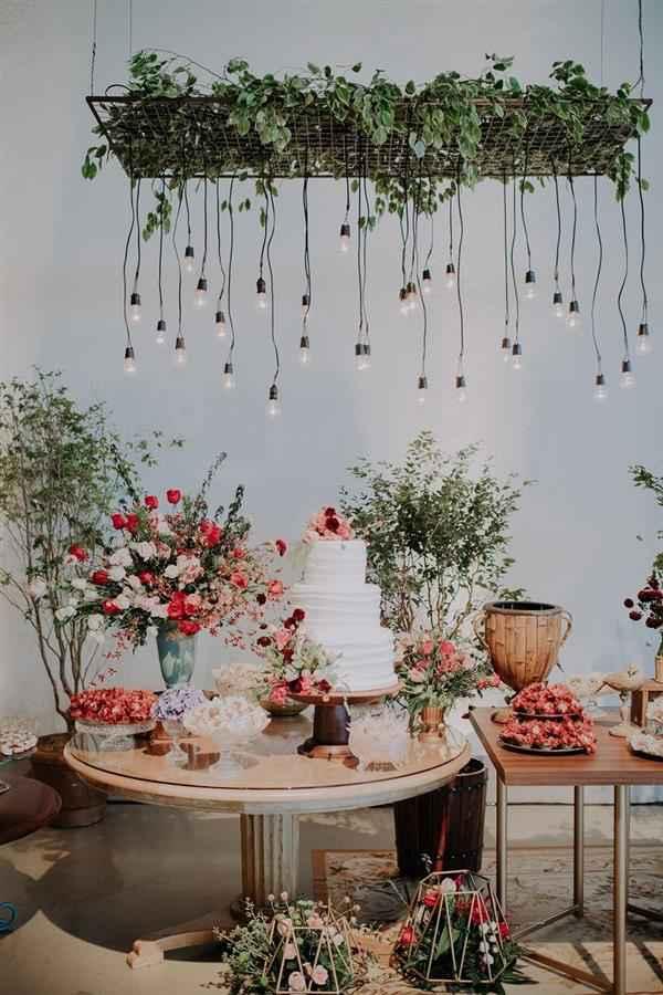 paleta de cores casamento 2019