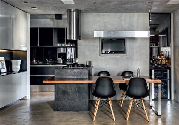 decoração de cozinha