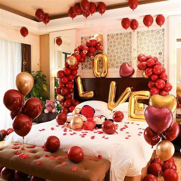 ideias de decoração dia dos namorados