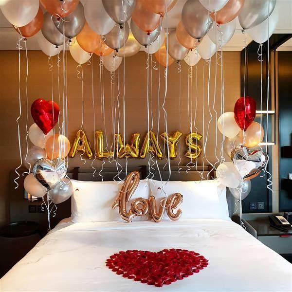 dicas de decoração dia dos namorados