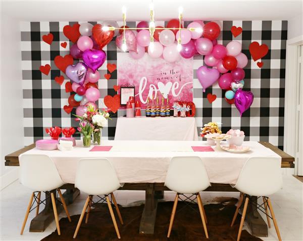 fotos de decoração dia dos namorados