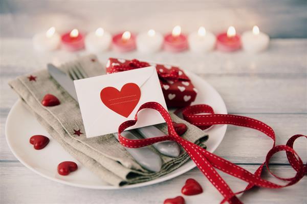 decoração de mesa dia dos namorados