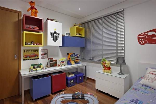 como decorar quarto de criança