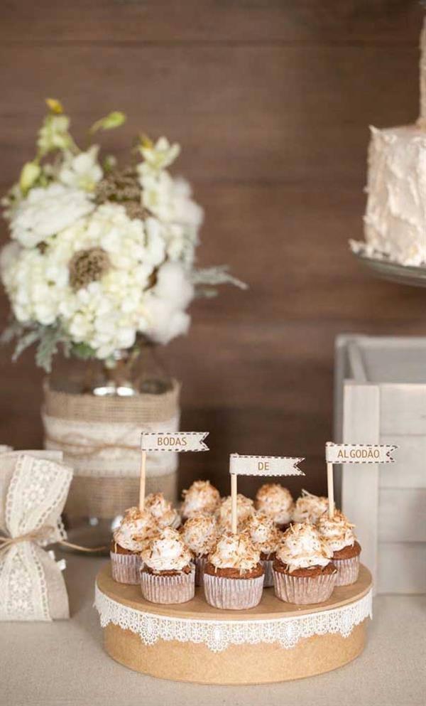 bodas de algodão