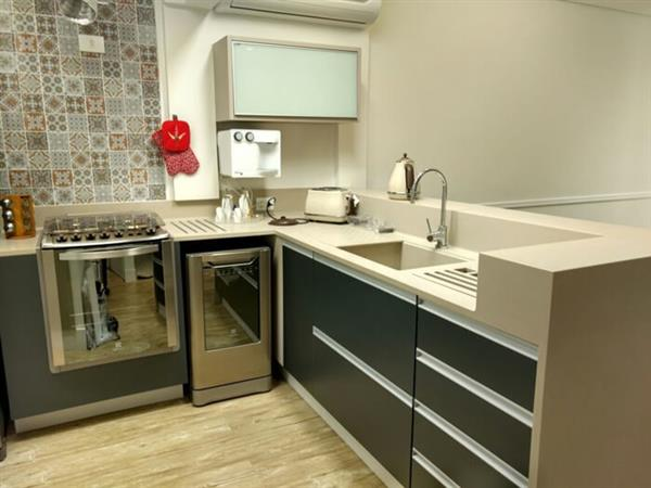 cozinha-compacta decorada