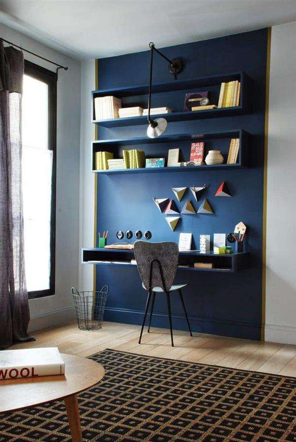 Estante-de-livros-de-parede-para-quarto-azul
