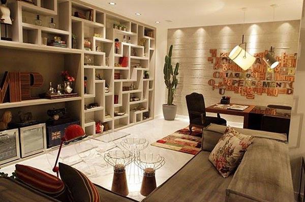 estante moderna