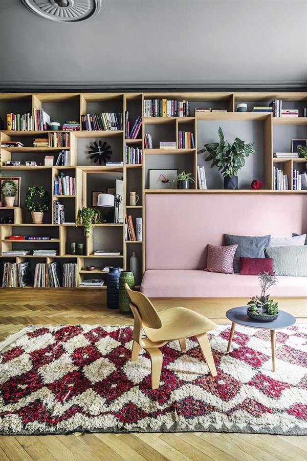 sala-de-estar-moderna-estante
