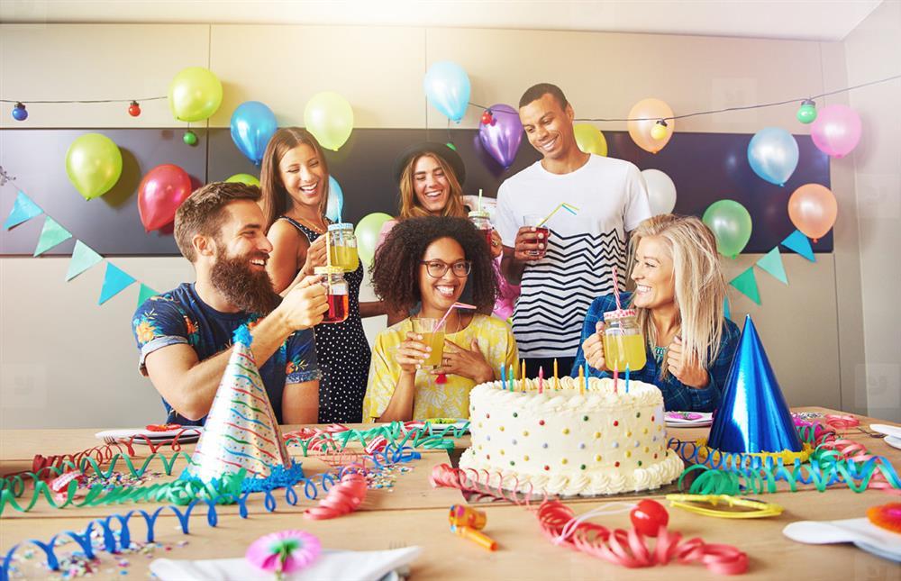 como organizar uma festa surpresa