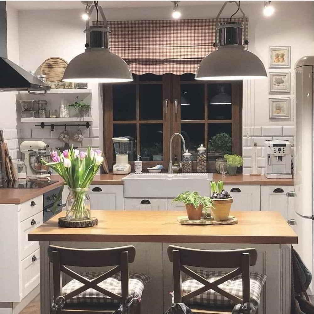 cozinha charmosa