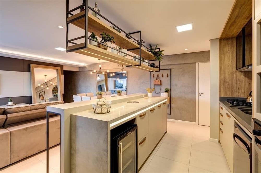 cozinha off white