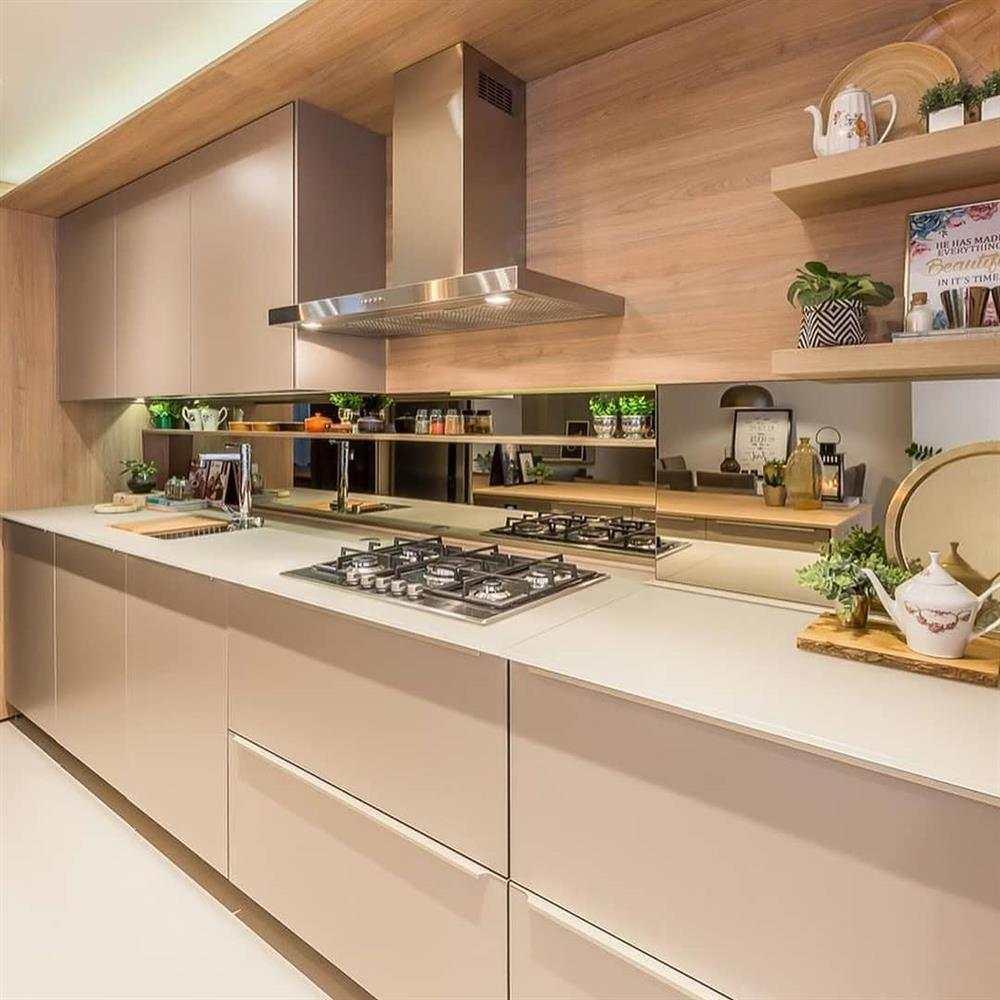 cozinha moderna chique