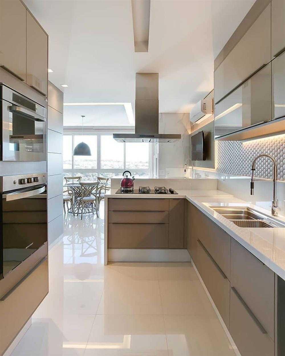cozinha moderna simples