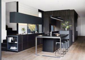 cozinha moderna apartamento