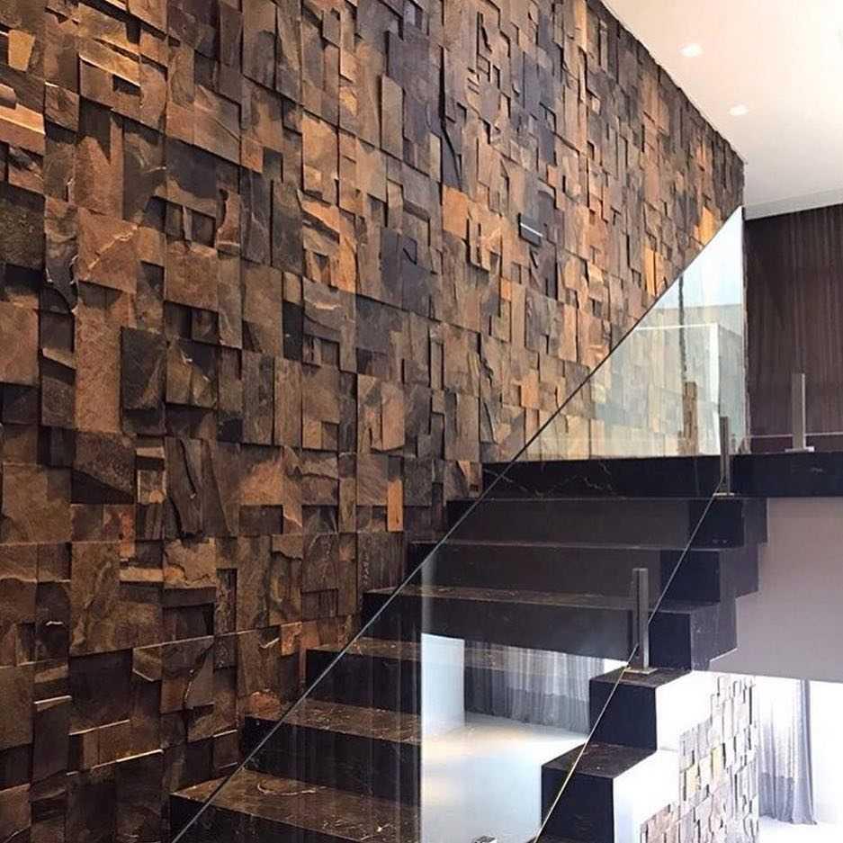 pedra ferro mosaico