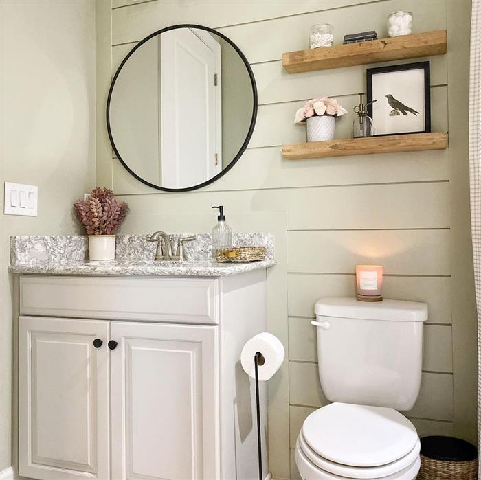 banheiros rusticos e pequenos