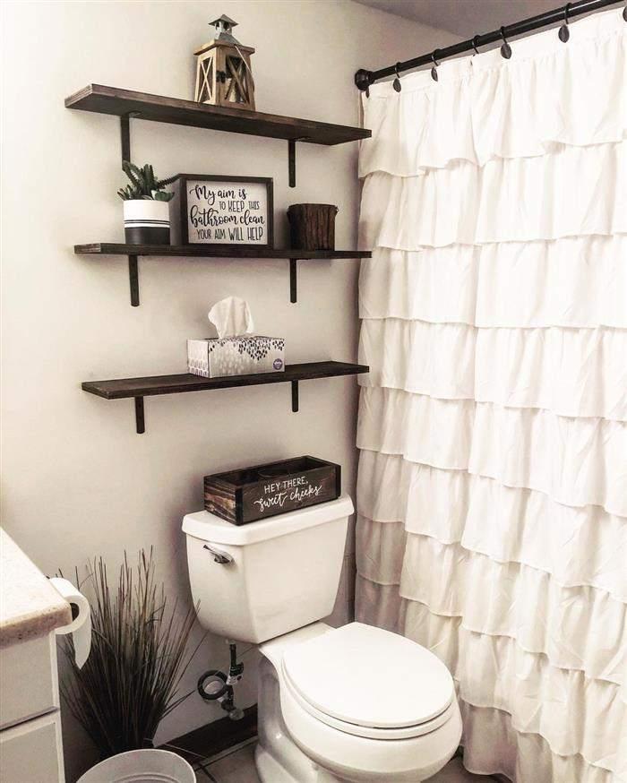 box banheiro rustico