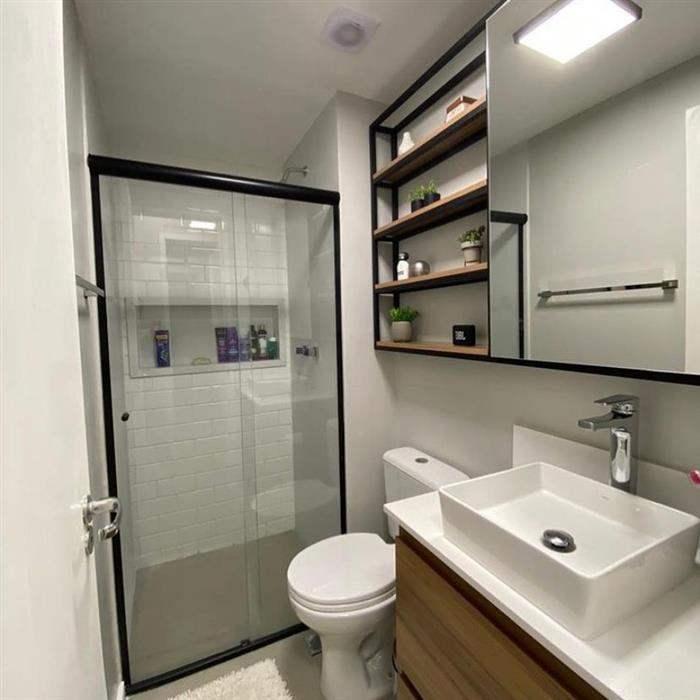 banheiro industrial