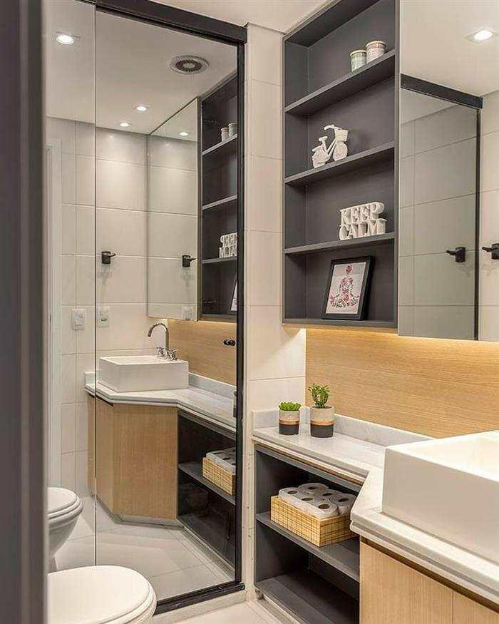 banheiro sem ventilação
