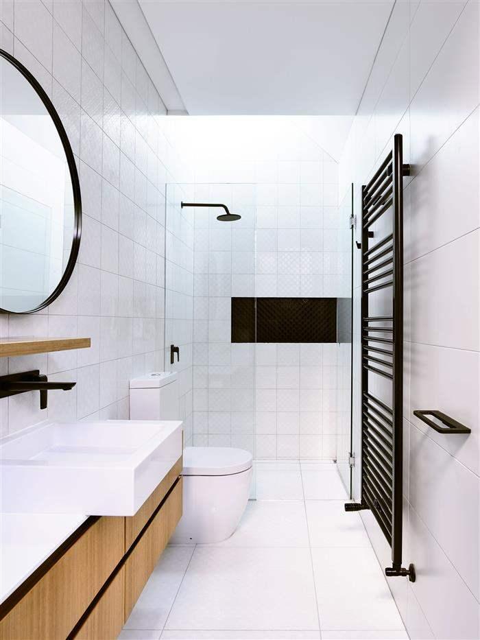 banheiro clean estilo industrial